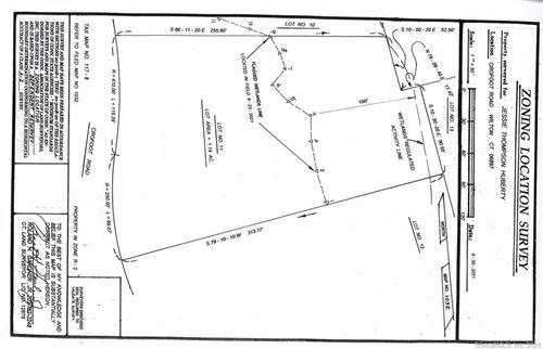 Photo of 11 Crofoot Road, Wilton, CT 06897 (MLS # 170436698)