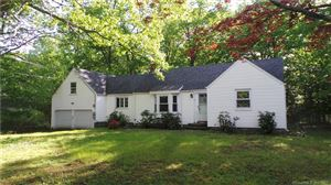 Photo of 8 Hillside Circle, Mansfield, CT 06268 (MLS # 170071705)