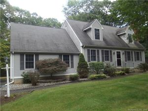 Photo of 56 Pine Knoll Road, Coventry, CT 06238 (MLS # 170131705)