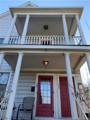 Photo of 483 Quinnipiac Avenue #3, New Haven, CT 06513 (MLS # 170367707)