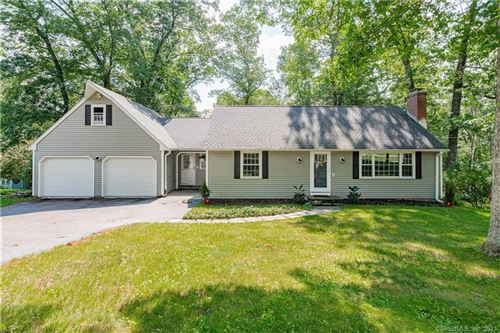 Photo of 23 Trailsend Drive, Canton, CT 06019 (MLS # 170410707)