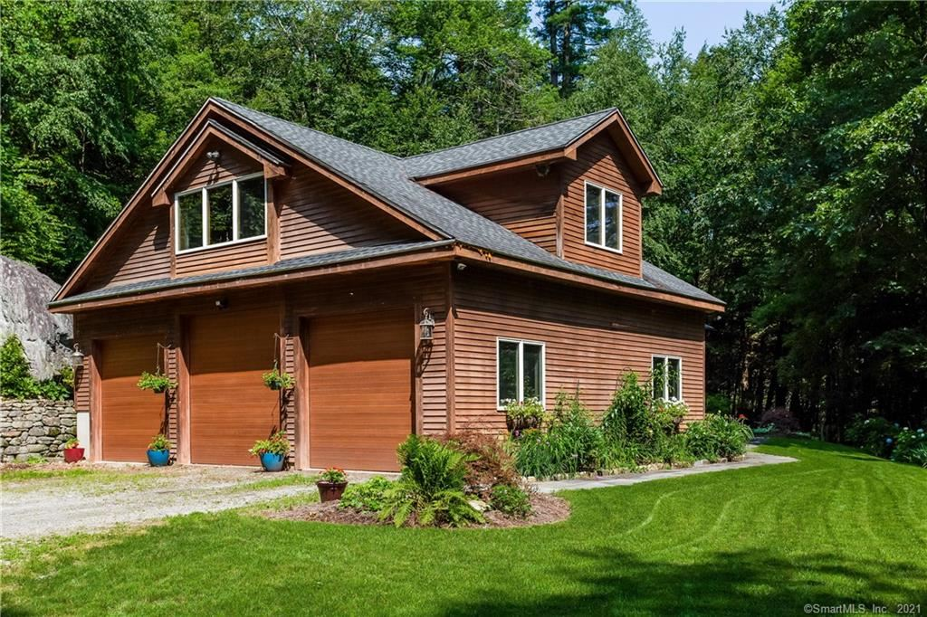 Photo of 97 Taylor Road, Barkhamsted, CT 06063 (MLS # 170416708)