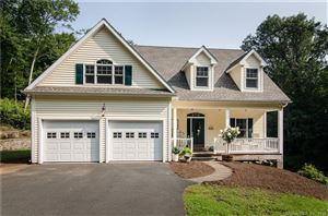 Photo of 36 Mountain Road, Granby, CT 06060 (MLS # 170113709)