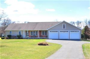 Photo of 1375 Hill Street, Suffield, CT 06078 (MLS # 170181711)