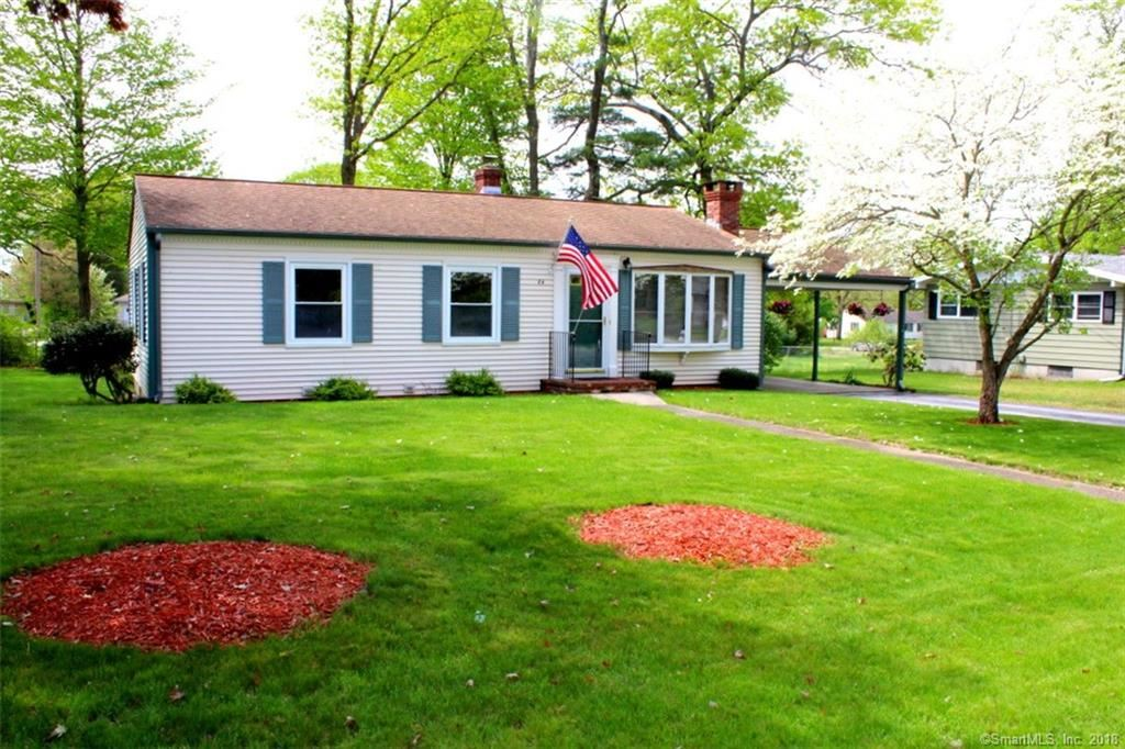 Photo for 84 North Street, Putnam, CT 06260 (MLS # 170084711)