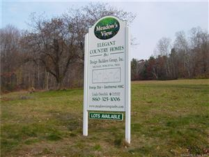 Photo of 120 Silver Street #Lot 3, Granby, CT 06060 (MLS # 170094712)