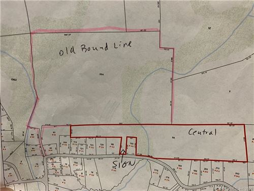 Photo of 0 Old Bound Line Road, Wolcott, CT 06716 (MLS # 170340713)