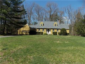 Photo of 21 Woodcliff Drive, Granby, CT 06035 (MLS # 170187715)