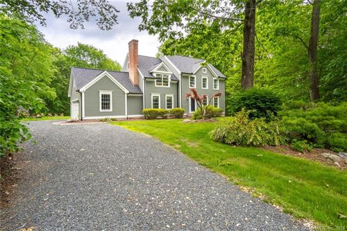 Photo of 8 Silkey Heights Drive, Granby, CT 06060 (MLS # 170406717)