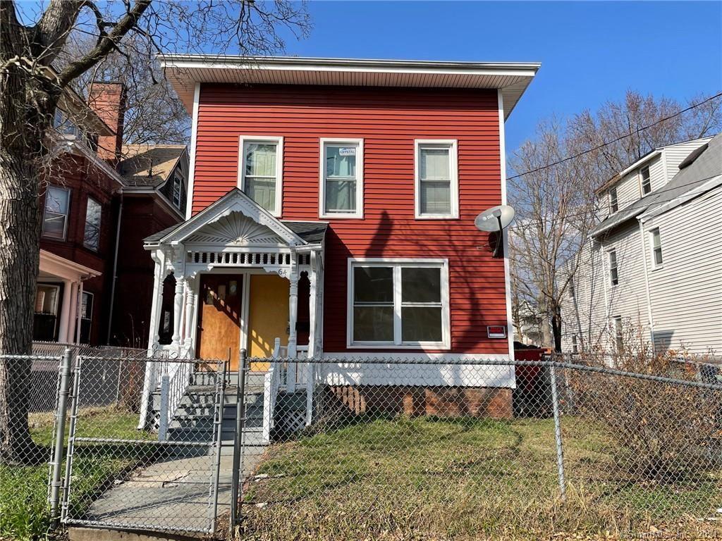 64 Ashley Street, Hartford, CT 06105 - #: 170381720