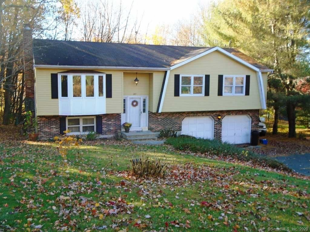 Photo of 243 Clinton Hill Road, Wolcott, CT 06716 (MLS # 170273721)