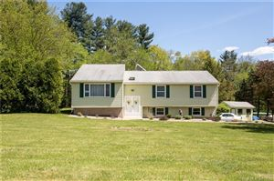 Photo of 40 Rye Hill Circle, Somers, CT 06071 (MLS # 170083722)