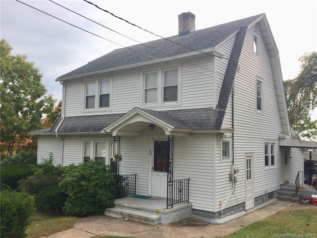 40 Brower Street, West Haven, CT 06516 - MLS#: 170247726