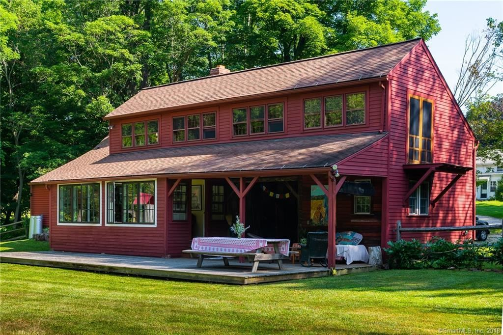 Photo for 100 Lower Road, Canaan, CT 06024 (MLS # 170101727)
