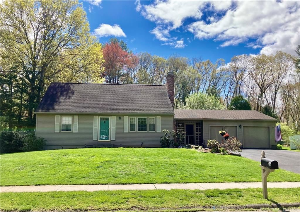 55 Kennedy Drive, Enfield, CT 06082 - #: 170396728