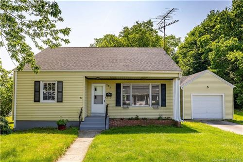 Photo of 103 Slater Avenue, Griswold, CT 06351 (MLS # 170408729)