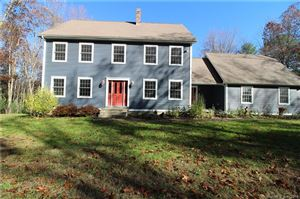 Photo of 152 Cedar Swamp Road, Mansfield, CT 06268 (MLS # 170139730)