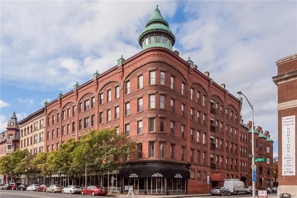 1 Linden Place #406, Hartford, CT 06106 - #: 170425734