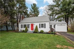 Photo of 20 Simscroft Place, Simsbury, CT 06070 (MLS # 170186737)