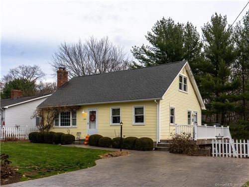 Photo of 125 Chestnut Circle, Suffield, CT 06093 (MLS # 170357738)