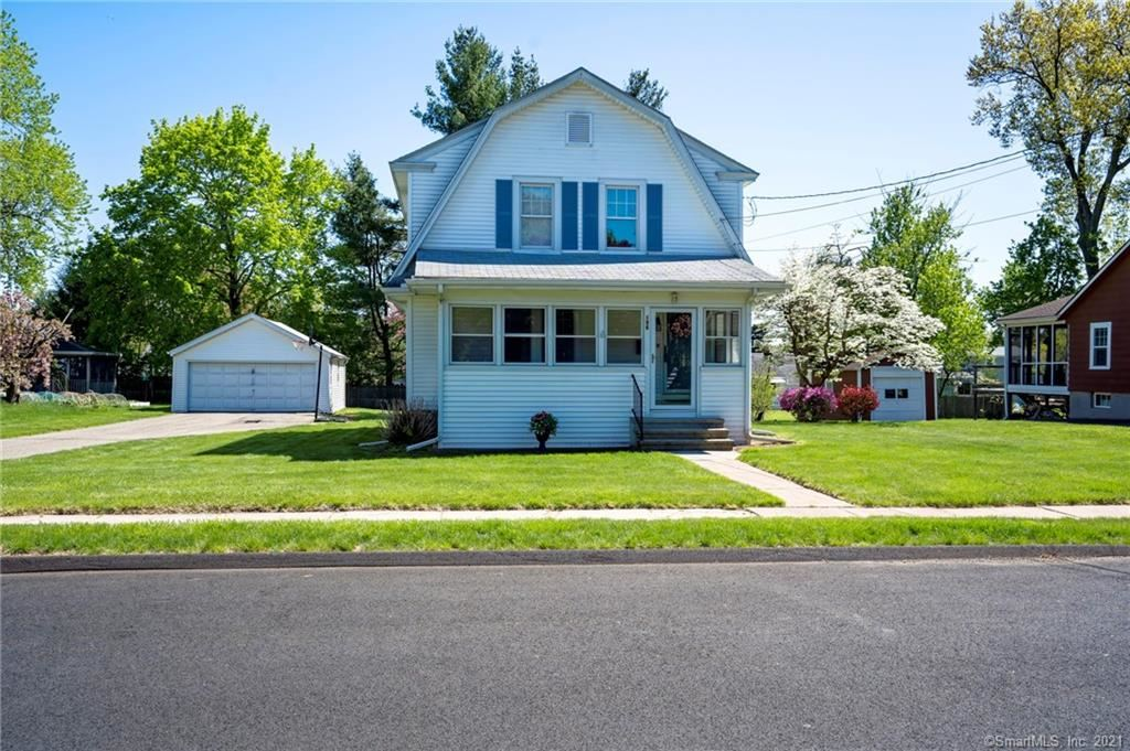 196 Brimfield Road, Wethersfield, CT 06109 - #: 170395738