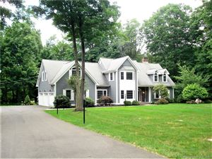 Photo of 96 Deer Run Road, Woodbridge, CT 06525 (MLS # 170110740)