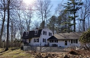 Photo of 128 Wrights Crossing Road, Pomfret, CT 06259 (MLS # 170060741)