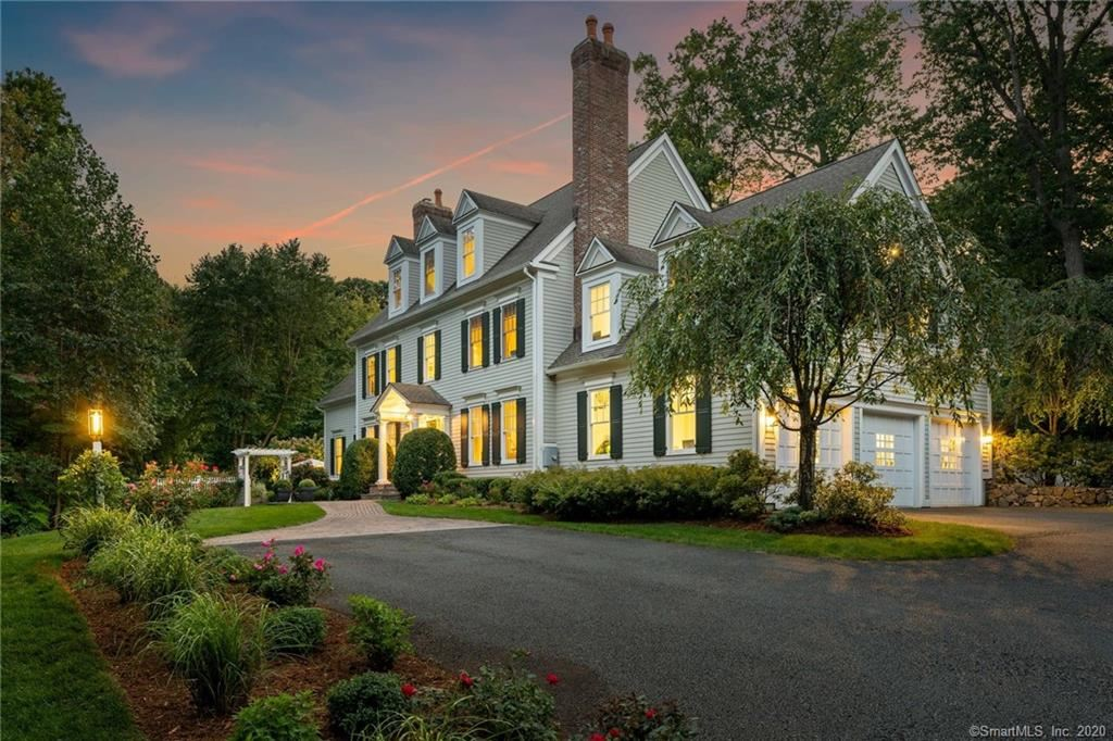 Photo of 31 Clapboard Hill Road, New Canaan, CT 06840 (MLS # 170339741)