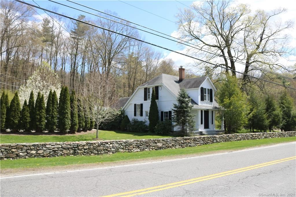 Photo of 6 Pitch Road, Litchfield, CT 06759 (MLS # 170423741)