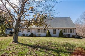 Photo of 151 Springfield Road, Somers, CT 06071 (MLS # 170025743)