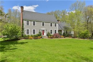 Photo of 5 Monitor Hill Road, Newtown, CT 06470 (MLS # 170185743)