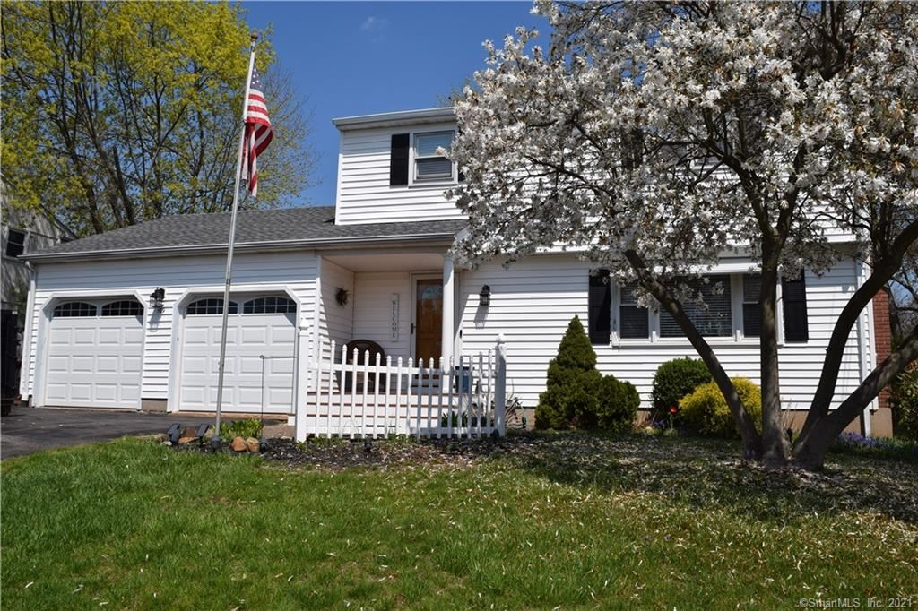 169 Northfield Road, Meriden, CT 06450 - #: 170391743