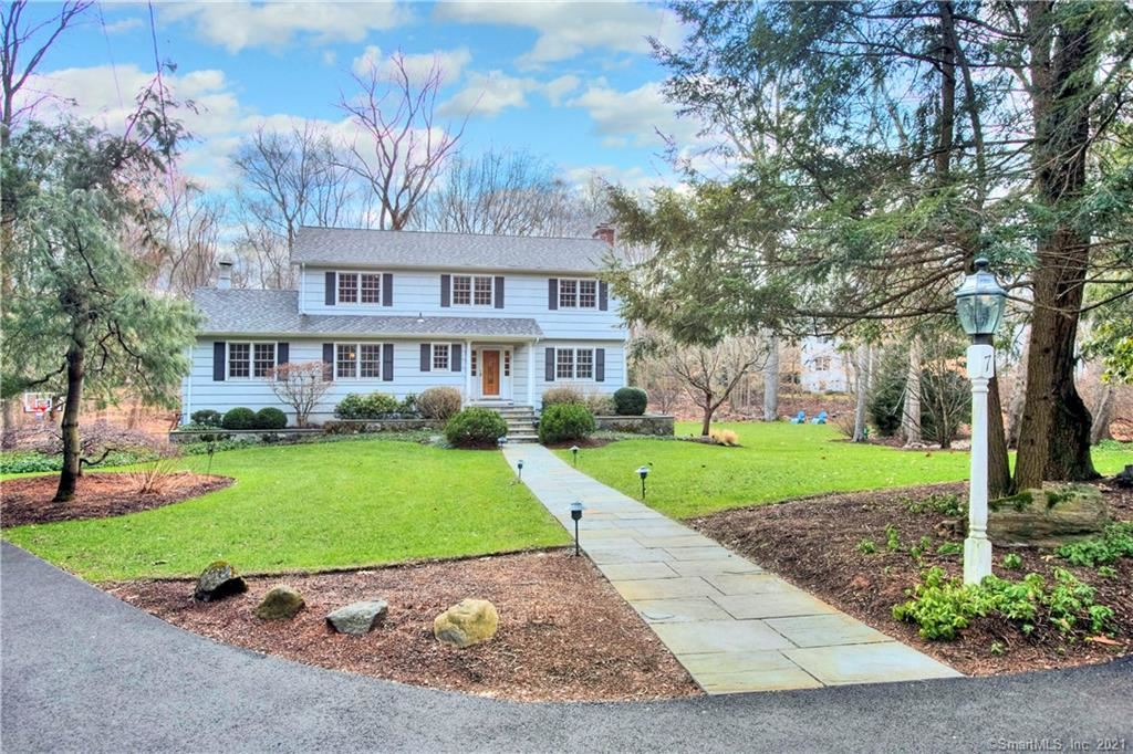 Photo of 7 Rebel Road, Westport, CT 06880 (MLS # 170366746)