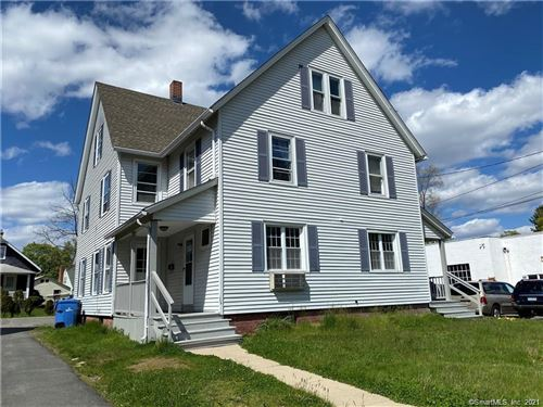 Photo of 381 Center Street, Manchester, CT 06040 (MLS # 170387749)