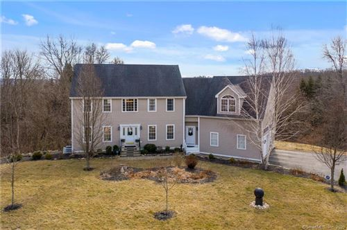 Photo of 85 Deer Run Drive, Colchester, CT 06415 (MLS # 170274750)