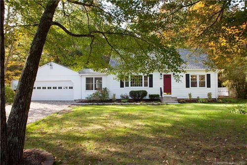 Photo of 150 East Hill Road, Canton, CT 06019 (MLS # 170443750)