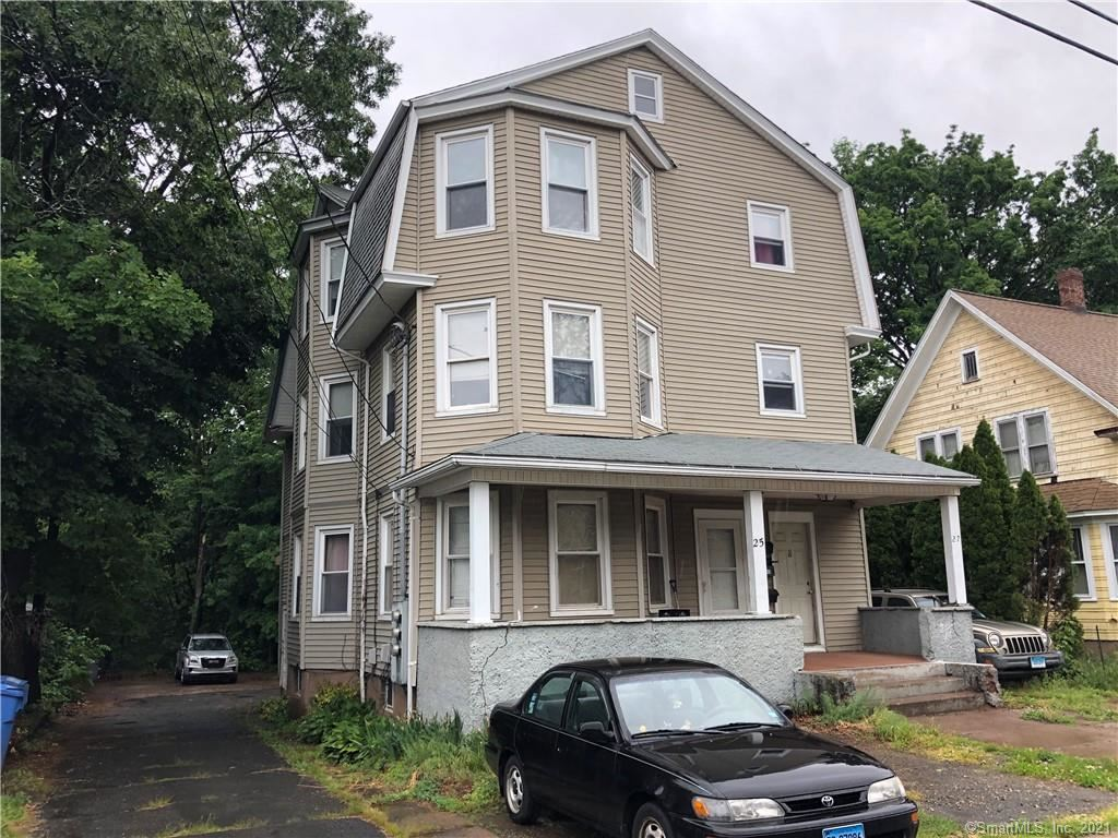 25-27 Lilley Street, Manchester, CT 06040 - #: 170399750