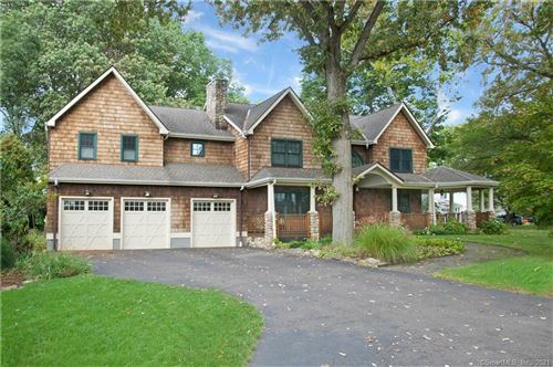 Photo of 1 Pleasant View Place, Greenwich, CT 06870 (MLS # 170444752)