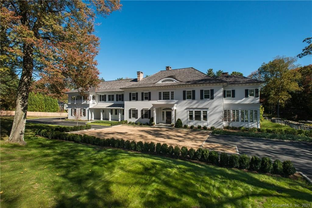 639 Smith Ridge Road, New Canaan, CT 06840 - #: 170396752