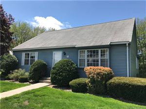 Photo of 7 Canborne Way #7, Suffield, CT 06078 (MLS # 170083754)