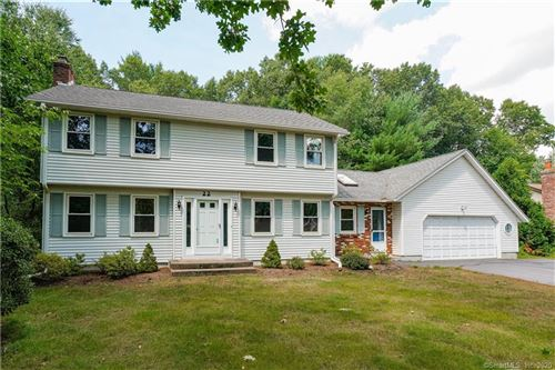 Photo of 22 Marguy Lane, Suffield, CT 06093 (MLS # 170318754)