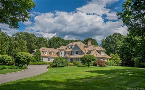 Photo of 85 Lukes Wood Road, New Canaan, CT 06840 (MLS # 170268755)