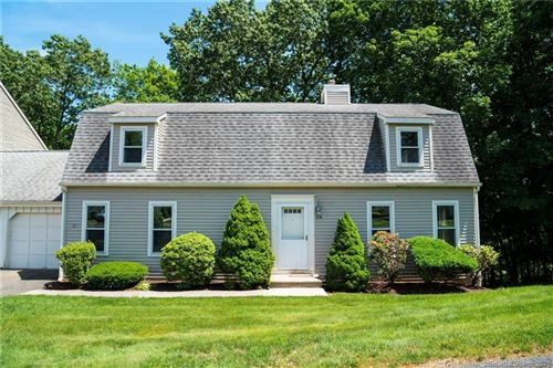 Photo of 58 Old Towne Road #58, Cheshire, CT 06410 (MLS # 170409755)