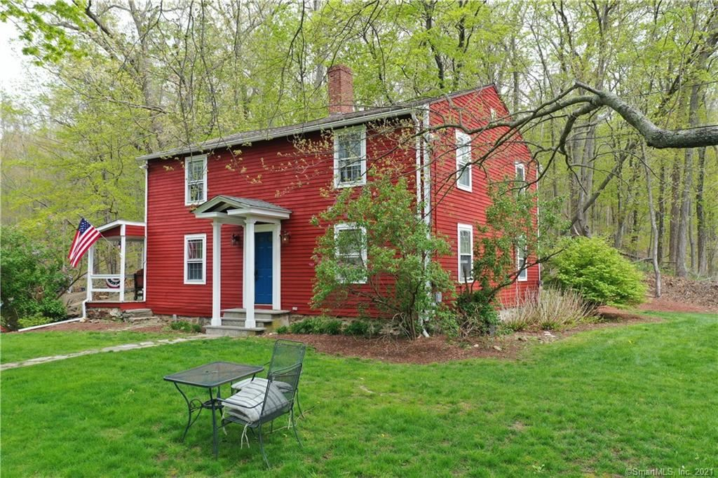 969 Purchase Brook Road, Southbury, CT 06488 - #: 170394756