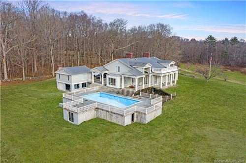 Photo of 3-4 Bill Hill Road, Old Lyme, CT 06371 (MLS # 170369758)