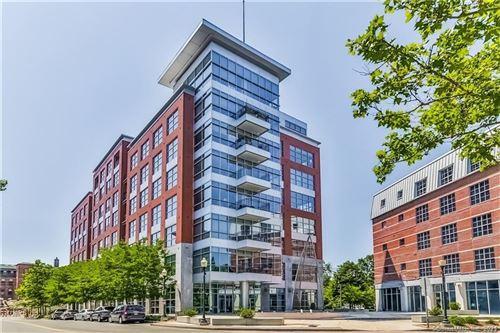 Photo of 33 North Water Street #806, Norwalk, CT 06854 (MLS # 170401758)