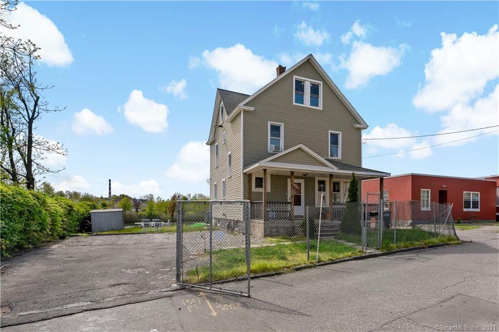 16 Webster Street, Bridgeport, CT 06607 - #: 170398758