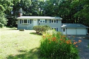 Photo of 11 Pine Hill Road, Tolland, CT 06084 (MLS # 170216763)
