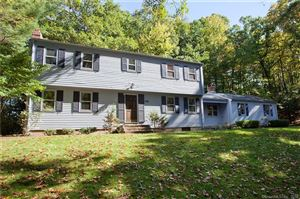 Photo of 336 West Mountain Road, Simsbury, CT 06092 (MLS # 170137764)