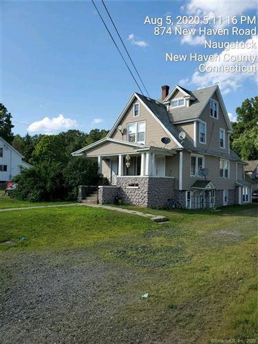 Photo of 866 New Haven Road, Naugatuck, CT 06770 (MLS # 170324765)